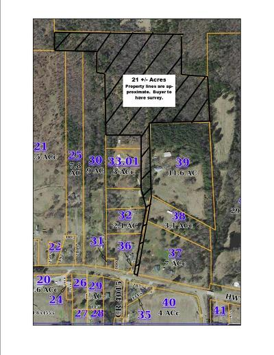 Oxford Residential Lots & Land For Sale: Tbd Hwy 334