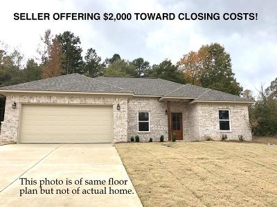 Oxford Single Family Home For Sale: 2017 Sweetbriar