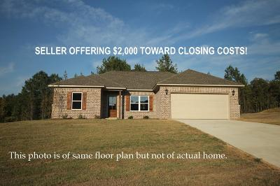 Oxford Single Family Home For Sale: 2009 Sweetbriar