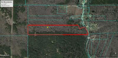 Coffeeville Residential Lots & Land For Sale: Tbd Cr 85