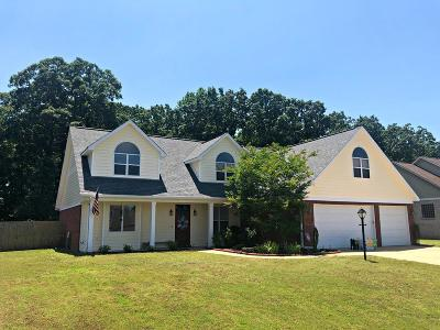 Oxford Single Family Home For Sale: 1218 Westbrook Drive