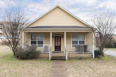 Oxford Single Family Home For Sale: 321 Christman Drive
