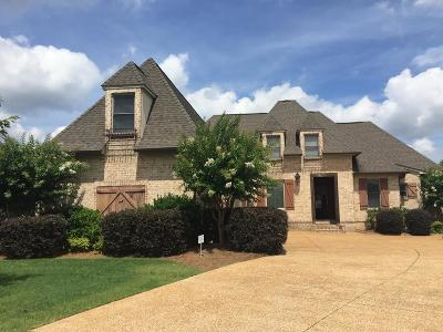 Oxford Single Family Home For Sale: 21013 Wills Trace