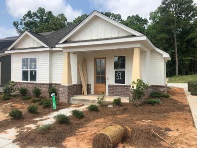 Single Family Home For Sale: 124 Post Oak Drive