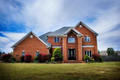 Single Family Home For Sale: 2115 W Wellsgate