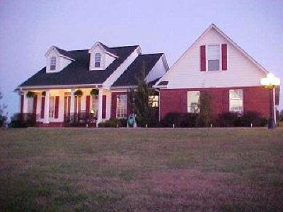 Lafayette County Single Family Home For Sale: 536 Cr 371 Lafayette County