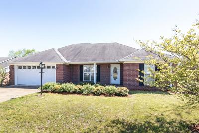 Oxford Single Family Home For Sale: 118 Eagle Pointe Loop