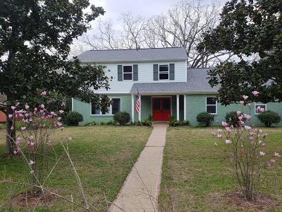 Oxford Single Family Home For Sale: 321 Murray Street
