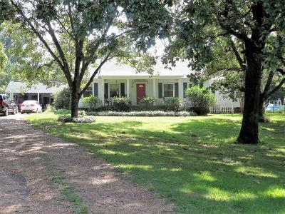 Single Family Home For Sale: 1750 Union Road