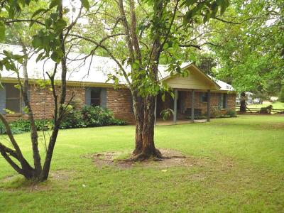 Yalobusha County Single Family Home For Sale: 1262 Pine Hill Road