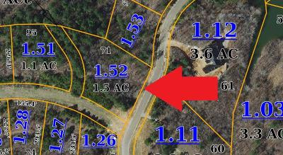 Oxford Residential Lots & Land For Sale: 5002 Braemar Park Dr.