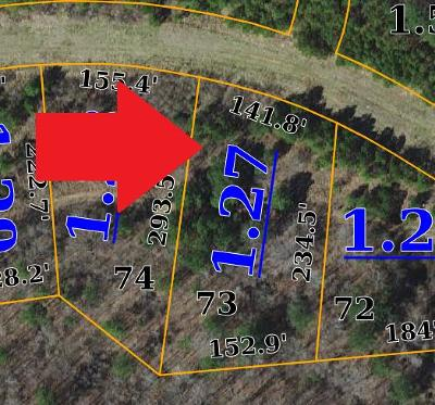 Oxford Residential Lots & Land For Sale: 5003 Braemar Park Dr.