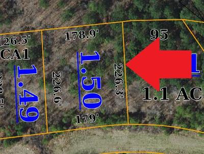 Oxford Residential Lots & Land For Sale: 5006 Braemar Park Dr.