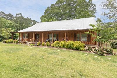 Single Family Home For Sale: 308 Hwy 331