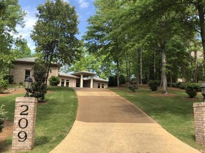 Oxford Single Family Home For Sale: 209 Timber Lane