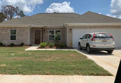 Oxford Single Family Home For Sale: 3014 Blackbriar Dr