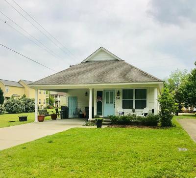 Oxford Single Family Home For Sale: 306 Fieldstone Street
