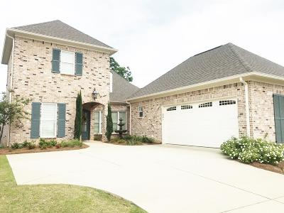 Oxford Single Family Home For Sale: 201 Fairway Court