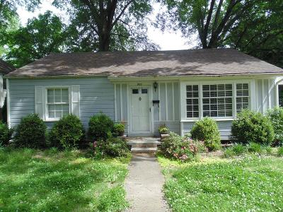Oxford Single Family Home For Sale: 1413 Pierce