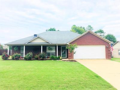 Oxford Single Family Home For Sale: 113 Yocona Ridge Road