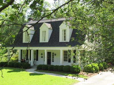 Oxford Single Family Home For Sale: 1411 S. Lamar Blvd.