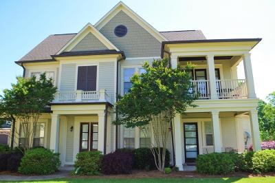 Oxford Single Family Home For Sale: 602 1100 Augusta Drive