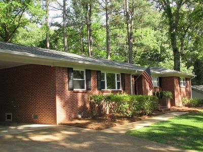 Oxford Single Family Home For Sale: 2211 Lee Loop