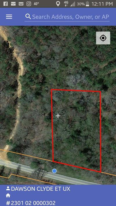 Water Valley MS Residential Lots & Land For Sale: $9,800