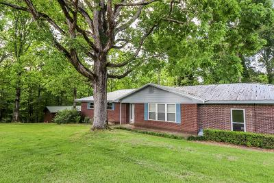 Oxford Single Family Home For Sale: 61 Cr 411