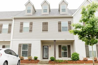 Oxford Single Family Home For Sale: 228 Massee Circle