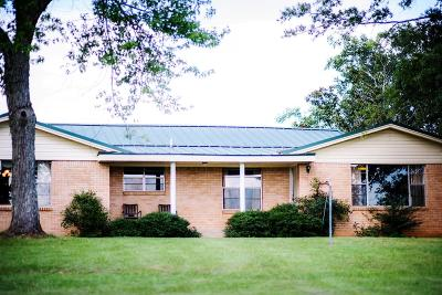 Water Valley Single Family Home For Sale: 388 County Road 378