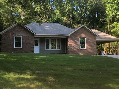 Water Valley Single Family Home For Sale: 334 Wagner