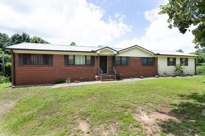 Oxford Single Family Home For Sale: 186 Hwy 334