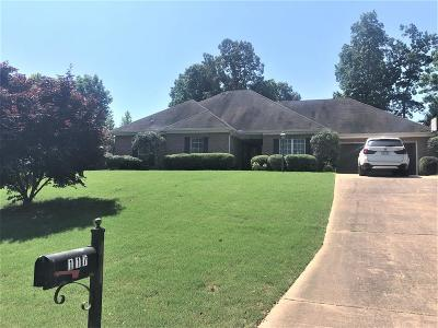 Oxford Single Family Home For Sale: 117 Peyton Circle
