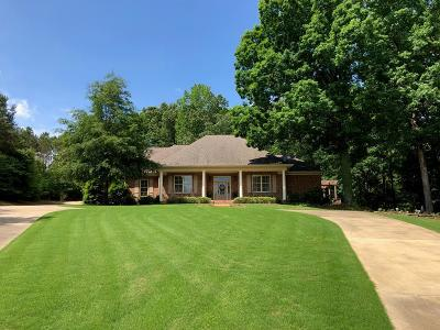Oxford Single Family Home For Sale: 176 Cr 424