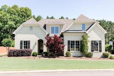Oxford Single Family Home For Sale: 2409 W Wellsgate Dr