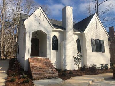 Oxford Single Family Home For Sale: 1027 Fieldstone Lane