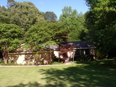 Oxford Single Family Home For Sale: 126 Lakeway Drive
