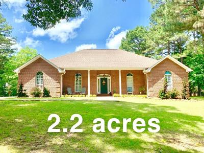 Oxford Single Family Home For Sale: 518 Deer Creek
