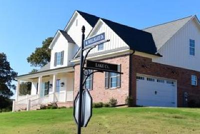 Lafayette County Single Family Home For Sale: 8001 Lake Cove