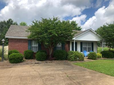 Oxford Single Family Home For Sale: 913 Battle Lane
