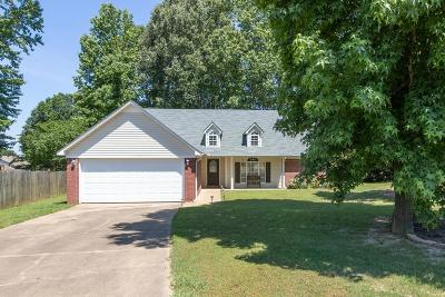 Oxford Single Family Home For Sale: 403 Greer Cove