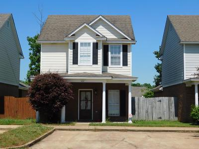 Oxford Single Family Home For Sale: 122 Greystone Blvd