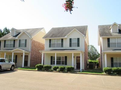 Oxford Single Family Home For Sale: 2602 Harris Drive Unit #4
