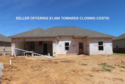 Oxford Single Family Home For Sale: 2012 Sweetbriar Dr.