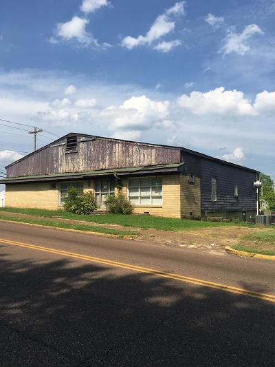 Water Valley Commercial For Sale: 700 North Main