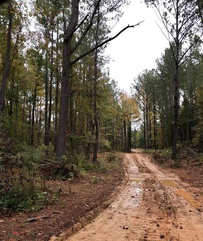 Water Valley Residential Lots & Land For Sale: Tbd Cr 395 Lafayette County(Oxford)