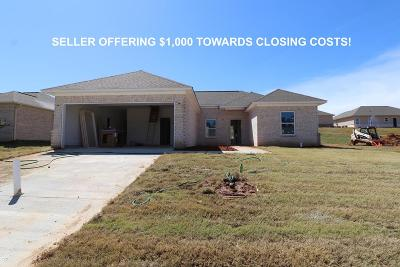 Oxford Single Family Home For Sale: 3013 Blackbriar Dr.