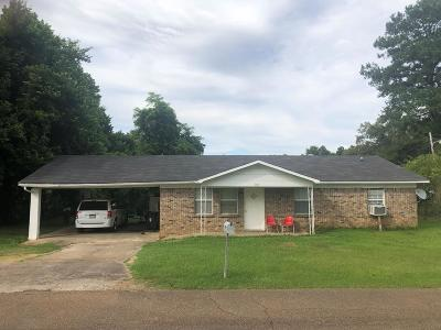 Single Family Home For Sale: 504 Panola