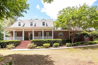 Oxford Single Family Home For Sale: 801 Brentwood Ln